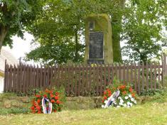 Památník padlých vobci